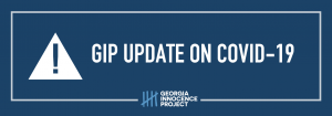 GIP Update Regarding COVID-19 Impacts